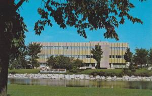West Bend Aluminum Company,  General Office Building,  West Bend,  Wisconsin,...