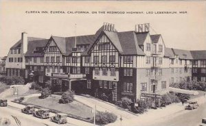 California Eureka Inn Artvue