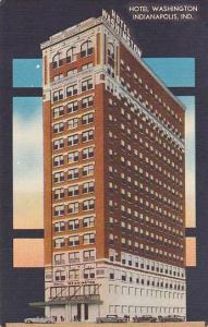 Hotel Washington, Indianapolis, Indiana, 30-40s