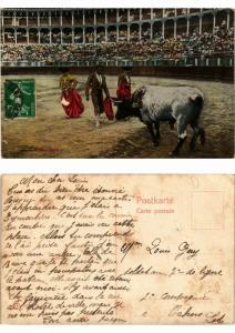 CPA Bullfighting - Estocada (776032)