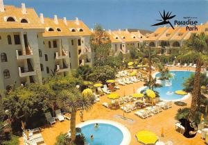 Spain Paradise Park Hotel Los Cristianos Tenerife