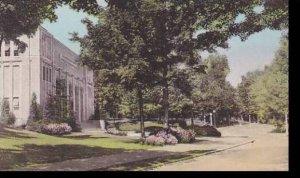 New York Chautauqua Norton Memorial Hall   Albertype