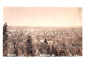 Skyline - Spokane, Washington