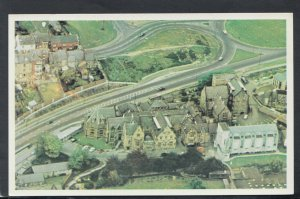 Co Durham Postcard- Aerial View of The College of Venerable Bede, Durham RS19916