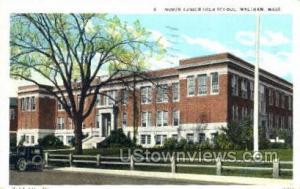 North Junior High School Waltham MA 1935