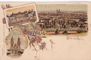 Souvenir de Luneville , (Meurthe-et-Moselle), France, PU-1900