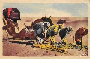 Camel L'Heure Sainte, La Priere 1943