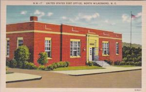North Carolina North Wilkesboro Post Office