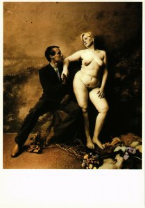 CPM F1755, JAN SAUDEK, SAUDEK. LOVE, LIFE & OTHER SUCH TRIFLES 1991 (d1295)