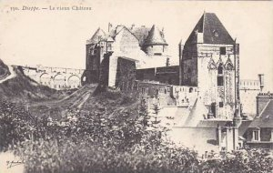 France Dieppe Le vieux Chateau