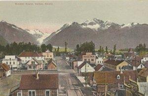 VALDEZ , Alaska , 1900-1910's ; Panorama