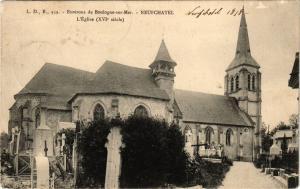 CPA Enirons de Boulogne-sur-Mer-Neufchatel-L'Eglise (45115)