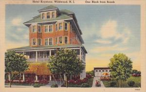 New Jersey Wildwood One Block From Beach Hotel Keystone