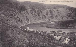 Die Mosel, Bremm Mit Klosterruine Stubben, Germany, 1900-1910s