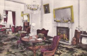 The Hermitage Nashville Tennessee  Handcolored Albertype