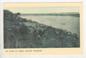 Les Rives du NIGER (SOUDAN FRANCAIS)< 1910s