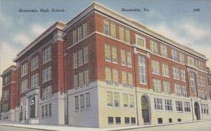 Pennsylvania Shamokin Shamokin High School