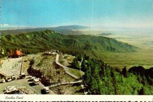 New Mexico Sandia Crest