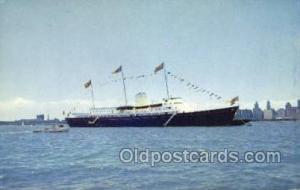 HMS Brittania Ferry Boats, Ship, Ships, Postcard Post Cards  HMS Brittania