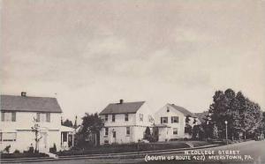 Pennsylvania  Myewrstown N College Street