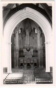 RPPC, Interior, 1st Church of Christ Scientist, Concord NH