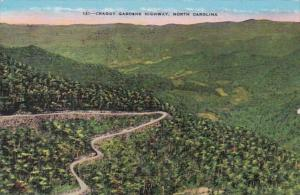 North Carolina Craggy Gardens Highway Near Asheville