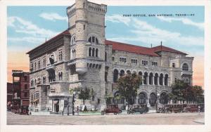 SAN ANTONIO, Texas, 10-20s; Post Office