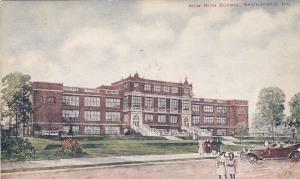 SPRINGFIELD, Illinois, 00-10s; New High School