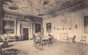 Dining Room Blair Castle Chateau Schloss