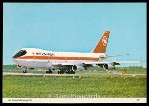 Air Canada Boeing 747