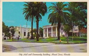 Florida Mount Dora City Hall and Community Building