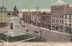 PORTLAND , Maine , 00-10s ; Soldier's Monument
