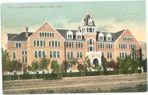 D/B of Sacred Heart Academy Ogden Utah UT