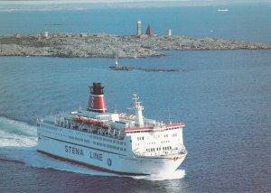 Ocean liner M/S Stena Jutlandica , 50-70s
