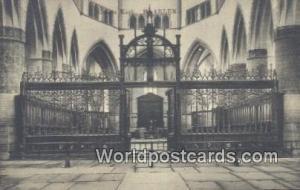 Haarlem Netherlands, Nederland Groote Kerk  Groote Kerk