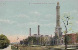 Illinois Chicago Water Works Tower