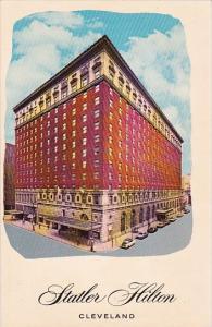 The Statler Hilton Cleveland Ohio