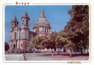 Portugal Braga Sameiro, Sanctuary of Sameiro