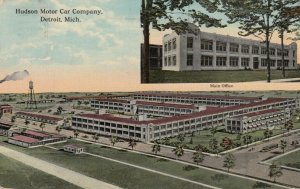 DETROIT, Michigan, 1913; Hudson Motor Car Company