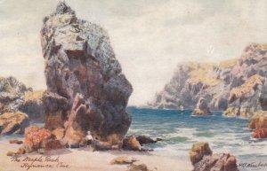 Steeple Rock , Kynance Cove , England , 1900-10s ; TUCK 7069