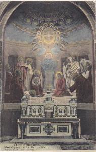 France Lourdes Mosaiques La Pentecote