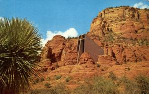 Holy Cross Church near Sedona AZ, Arizona