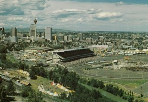 CALGARY , Alberta , Canada , 50-60s ; Stampede Park