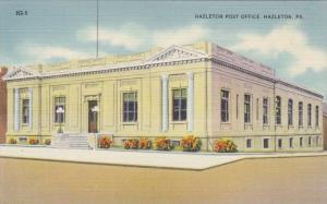 Hazleton Post Office, Hazleton, Pennsylvania, 1930-40s