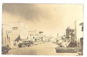 RP: Main Street , CUT BANK , Montana , 1930s
