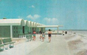 JEKYLL ISLAND , Georgia , 1950-60s ; New Public Bathhouse