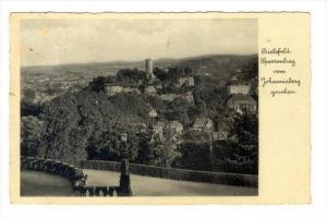 Sparrenburg Vom Johannisberg Hesehen, Bielefeld (North Rhine-Westphalia), Ger...