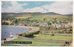 Scotland Dunoon Esplanada and West Bay 1957