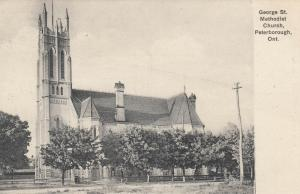PETERBOROUGH , Ontario , 1900-10s ; George Street Methodist Church