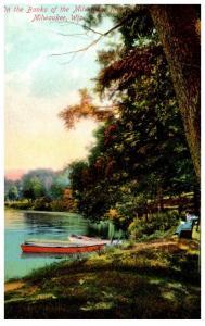 Wisconsin  Milwaukee River